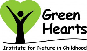 Green Hearts logo