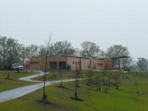 Audubon Nature Center in progress, Columbus Ohio